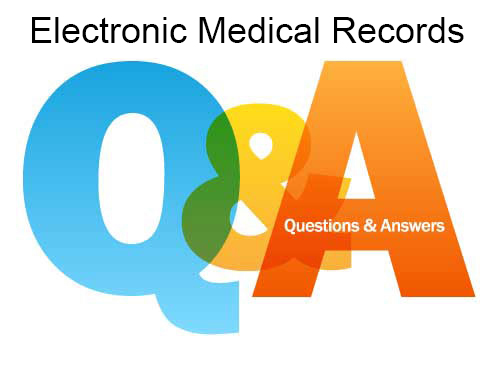 Electronic Medical Records FAQs