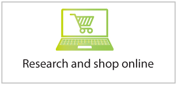 Research and shop online