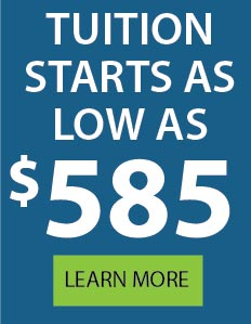 USCI Tuition starts as low as $585