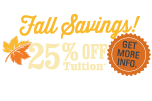 Click here for fall savings special