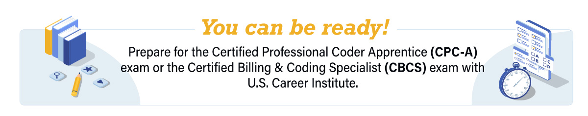 Prepare for the Certified Professional Coder Exams