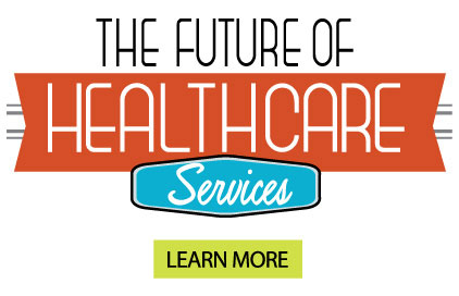 The future of healthcare services