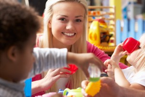 Online Child Day Care training