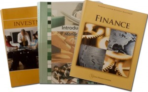 Distance Education Financial Services Management School