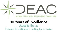 DETC Accredited