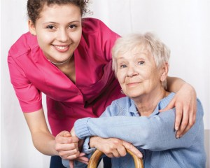 U.S. Career Institute Personal Care Assistant ' Helping Others