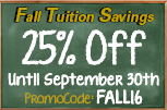 US Career Institute's Fall Savings